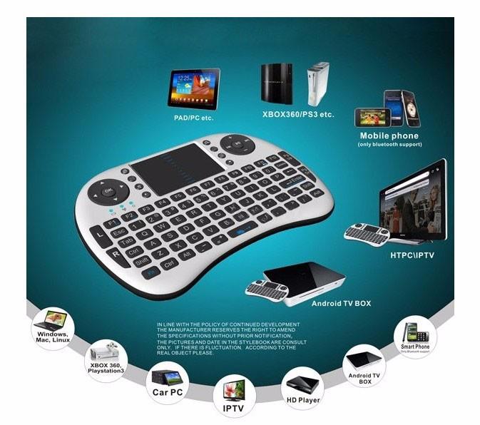 Android Tivi Box T95 mạnh nhất thị trường tặng chuột bàn phím 6