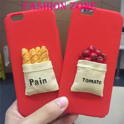 Case ốp lưng TOMATO và PAIN cho iphone siêu dễ thương