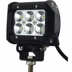 Đèn phượt - Đèn trợ sáng cho xe máy 2 tầng 6 bóng