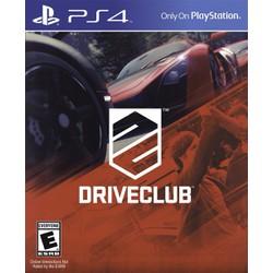 ĐĨA GAME PS4 DRIVERCLUB