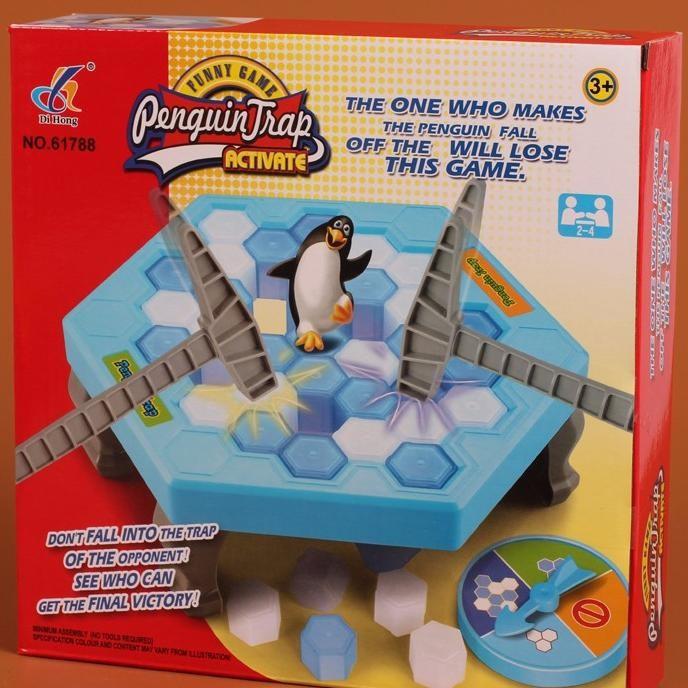 Trò Chơi Bẫy Chim Cánh Cụt - Penguin Trap 700 1