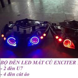 BỘ ĐÈN LED EXCITER 150 VÀ EXCITER 135
