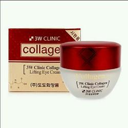 Kem dưỡng da chống nhăn vùng mắt 3W Clinic Liftning Eye Creams