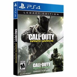 ĐĨA GAME PS4 CALL OF DUTY: INFINITE WARFARE LEGACY EDITION