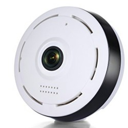 Camera Fisheye 360 độ - 3 D