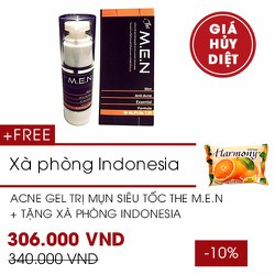 Siêu trị mụn ACNE GEL THE MEN