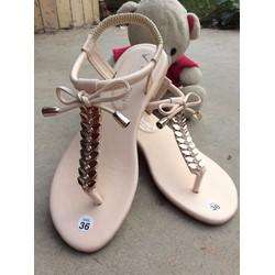 giày sandal nữ giá sốc