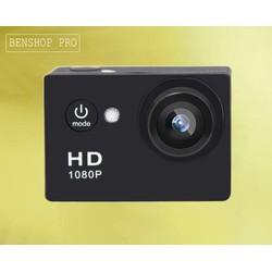 Camera thể thao mini không thấm nước A9 HD 1080P - tặng thẻ 8Gb