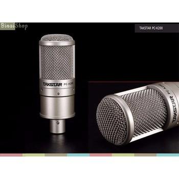 Takstar PC-K200  mic