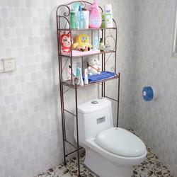 Kệ nhà tắm bằng sắt sơn tĩnh điện