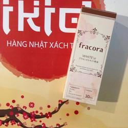 Tinh Chất Nhau Thai Fracora White'st Placenta Extract