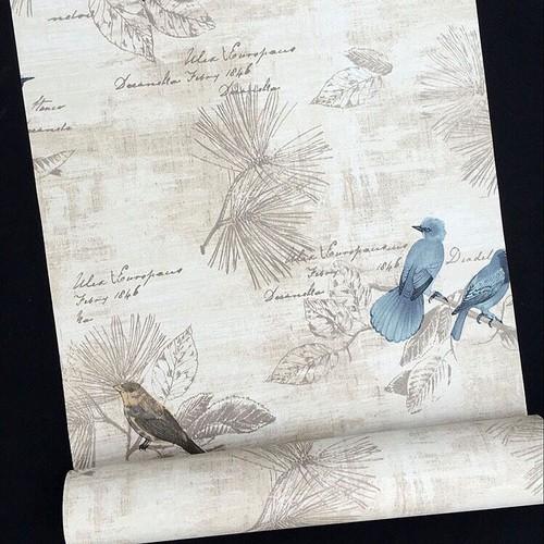 Decal giấy dán tường chim thư pháp - 4227534 , 5402822 , 15_5402822 , 16000 , Decal-giay-dan-tuong-chim-thu-phap-15_5402822 , sendo.vn , Decal giấy dán tường chim thư pháp