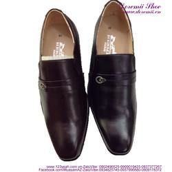 Giày tây nam phong cách công sở lịch lãm sang trọng GDNHK115