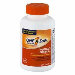 Vitamin One A Day for Women dưới 50 tuổi