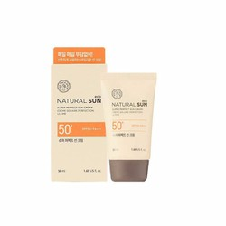 Kem Chống Nắng Natural Sun Eco Super Perfect Sun Cream SPF50+