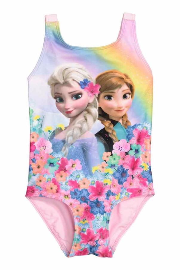Đồ bơi công chúa Anna- Elsa H-M cho bé gái B179 1
