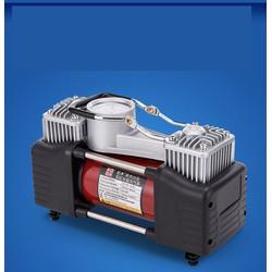 Bơm lốp chuyên dụng 2 xi lanh Jumu J6808