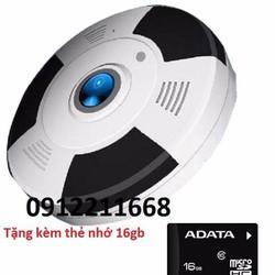 Camera VR 3D kết nối Wifi FullHD Free Thẻ 16F