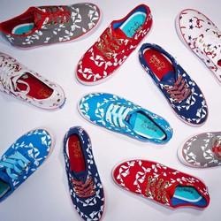 Giày nữ Keds Taylor Swift VNXK xuất khẩu Châu Âu Cực êm chân