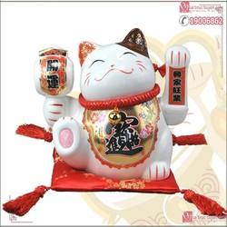 Mèo vẫy tay may mắn nhật bản - Hưng gia vượng nghiệp 90148