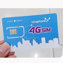 Sim data 4G Vinaphone miễn phí một năm