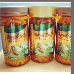Sữa ong chúa Well Being Nutrition 1600mg - hàng chính hãng xách tay Úc