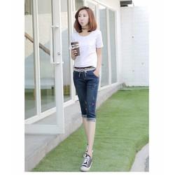 Quần Jeans nữ thời trang, phong cách năng động-Q11061309