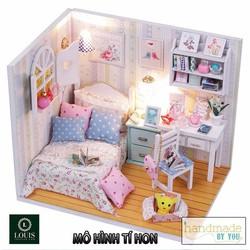 Mô hình tí hon Handmade – Bed Room