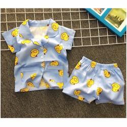 Bộ pijama mặc nhà in hình vịt dễ thương NX979