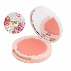 Phấn má kem Rose Essence Soft Cream Blusher #04 Orange Rose