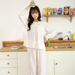 Bộ đồ ngủ mặc nhà dài tay 2017 - NG6033