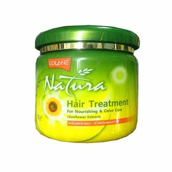 Kem ủ tóc hoa hướng dương Lolane Natura Hair Treatment