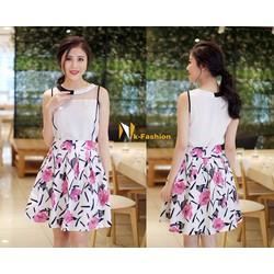 Chân váy xoè khoá sườn NK Fashion CV-PH001