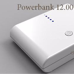 Pin sạc dự phòng Power Bank 12000mAh
