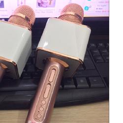 Micro hát karaoke kèm loa Bluetooth ys 11