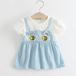 Váy mùa hè cho bé