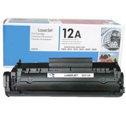 Hộp mực 12A dành cho máy in LaserJet 1010 - Canon 2900 3000
