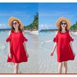 Đầm Cát Hàn Đi Biển Sỉ 45K
