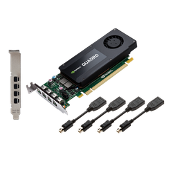 Card VGA Gigabyte NVIDIA QUADRO K1200 4GB DDR5