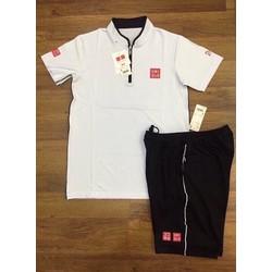 Bộ quần áo thể thao nam Uni