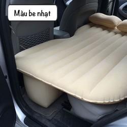 Đệm hơi ô tô- Biến ghế sau thành giường êm ái