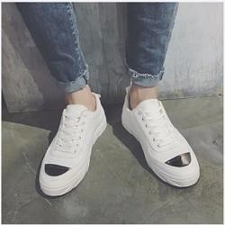 Giày vải nam cột dây G346