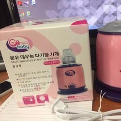 Máy Hâm Sữa 3 Chức Năng GB Baby Hàn Quốc