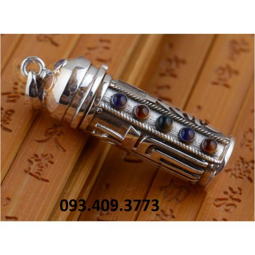 Mặt Dây chuyền Bình Đựng Xá Lợi Phật Giáo - DC334
