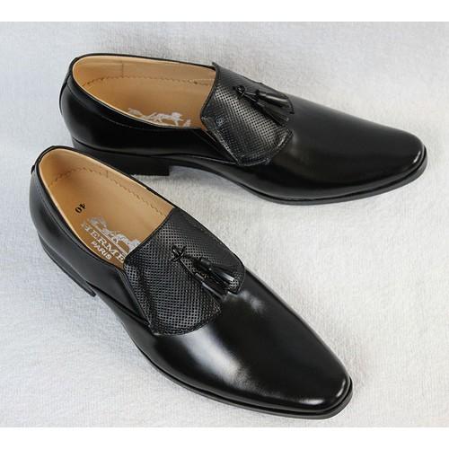 Giày tây da nam Takada