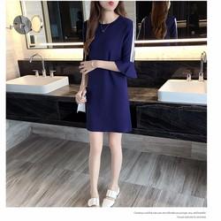 Đầm  nữ thời trang, phong cách trẻ trung, mẫu Hàn Quốc mới-11462317