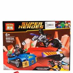 Mô hình lắp ghép Super Heroes