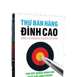 THƯ BÁN HÀNG ĐỈNH CAO TÁC GIẢ DAN S. KENNEDY