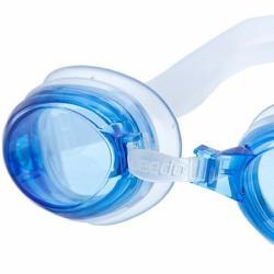 Kính bơi Speedo Mariner Optical cận 4 độ - Xanh trắng