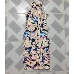 Đầm body cổ yếm - hàng VN thiết kế mới